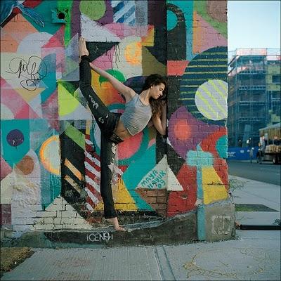 grafitti ballet DelysiaStyle